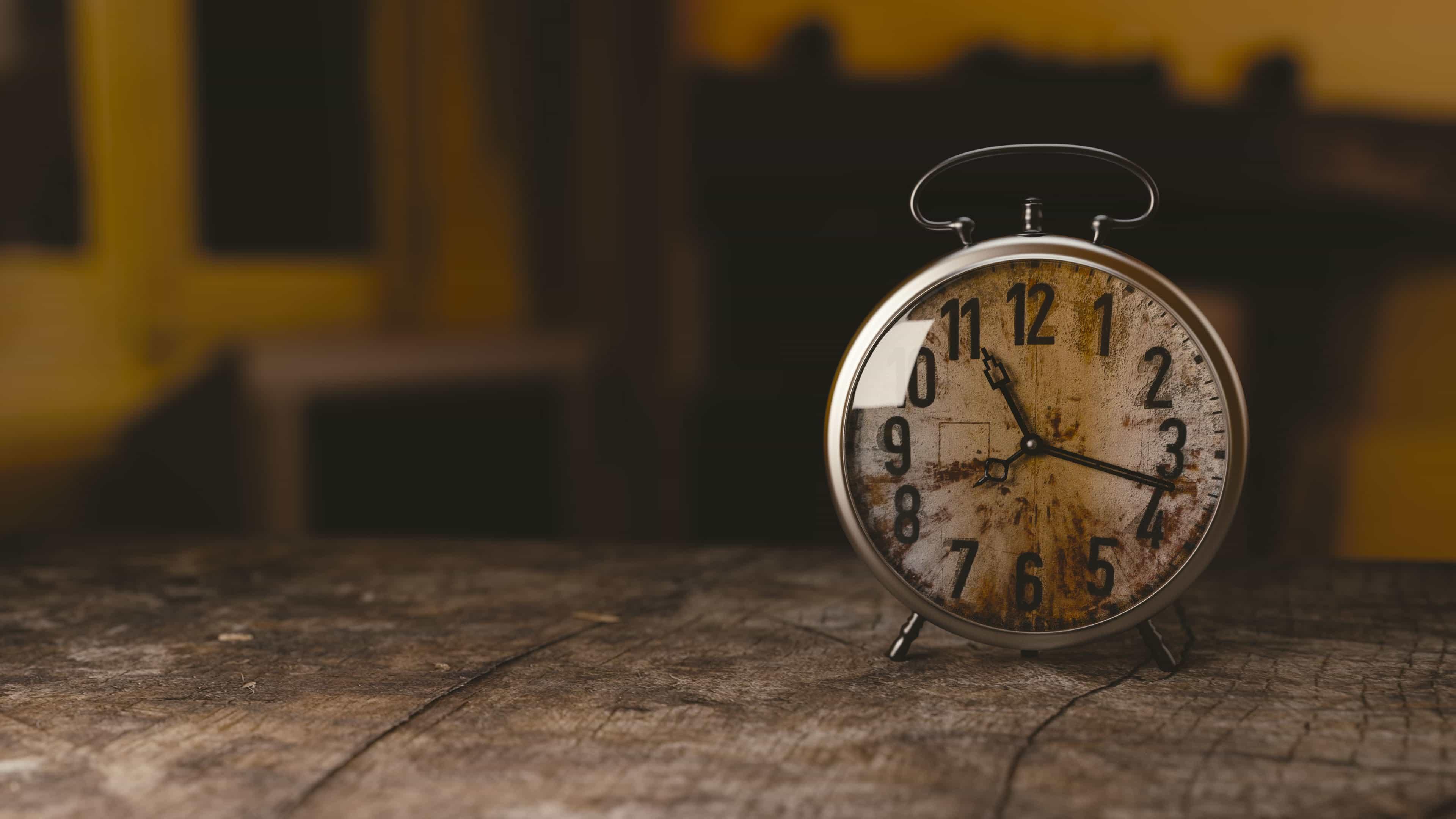 Время, которого нет