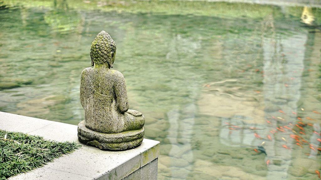 Дхьяна и медитация - разные вещи
