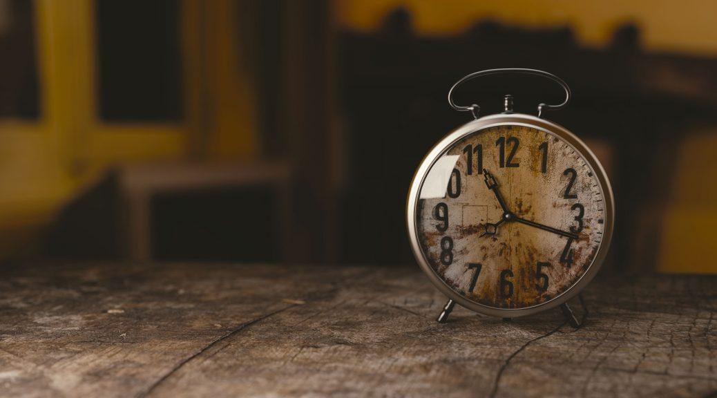 Ощущение времени - как его замедлить?